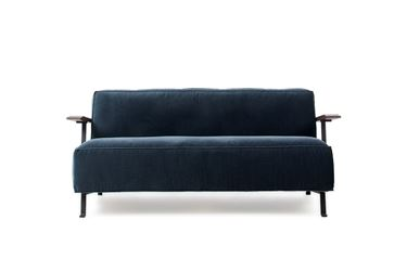 Leren Gelderland Bank.6401 Woody Sofa
